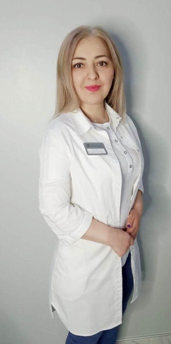 Бегизова Фатима