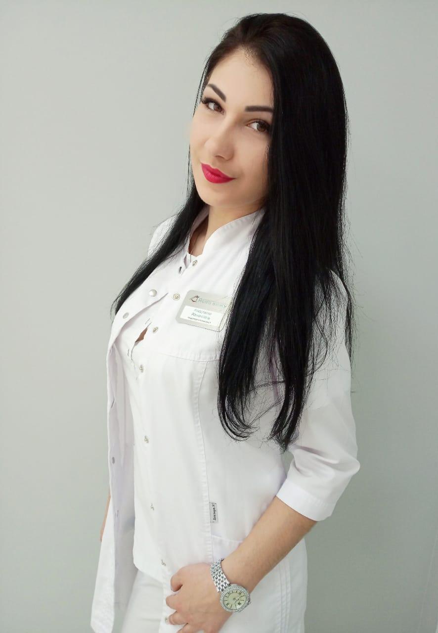 медсестра Лагодина